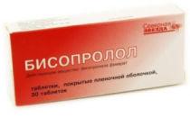 Препарат Конкор: аналоги