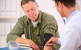 Причины и симптомы высокого давления у мужчин