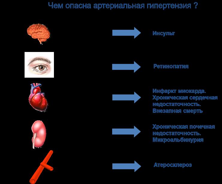 Что такое артериальная гипертензия? Симптомы и как лечить?