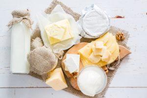 молоко и кисломолочные продукт