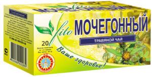 Мочегонный травяной чай