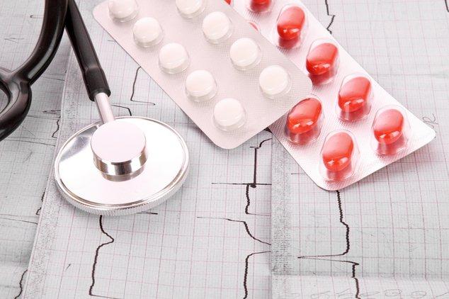 Таблетки от пониженного давления
