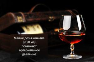 Алкоголь понижает давление