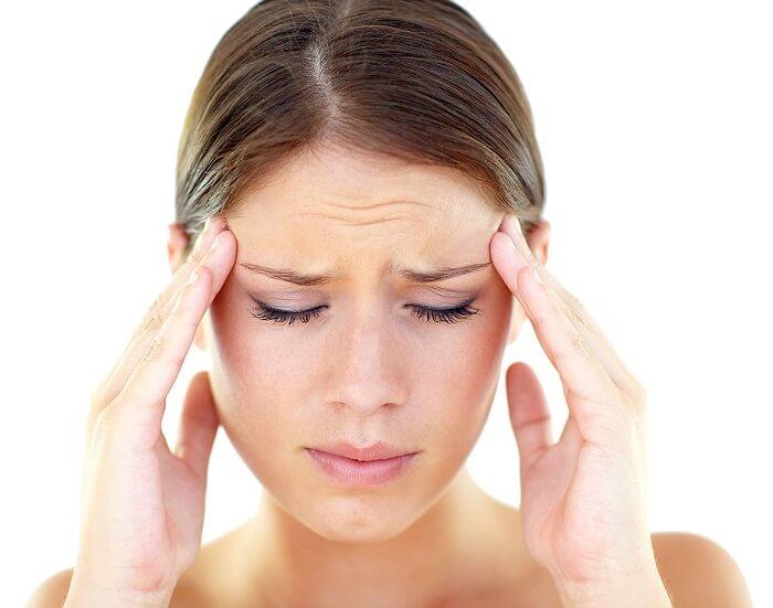 Болит голова при пониженном давлении