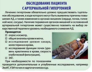 Диагностика гипертонии