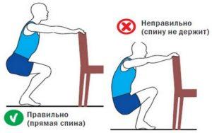 Как правильно делать упражнение при гипертонии