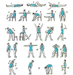 Упражнения ЛФК при гипертонии