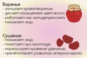 Рецепты из малины